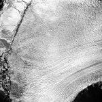 Taku Glacier, terminus of tidewater glacier, August 22, 1965 (GLACIERS 6151).jpg