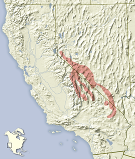 Tamias panamintinus distribution map.png