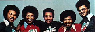 Tavares (group) - The Tavares in 1977.