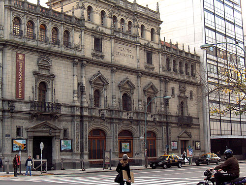 Thumbnail from Teatro Nacional Cervantes