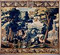 Tecelões flamengos do século XVII - Tapeçaria com animais.jpg