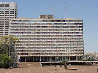 Tel Aviv-Yafo Municipality - Tel Aviv-Yafo Municipality
