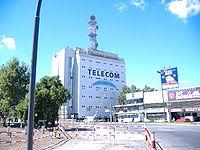 Headquarters for Telecom Argentina in Rosario