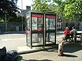 Telephone boxes at Ellice Place - geograph.org.uk - 526838.jpg
