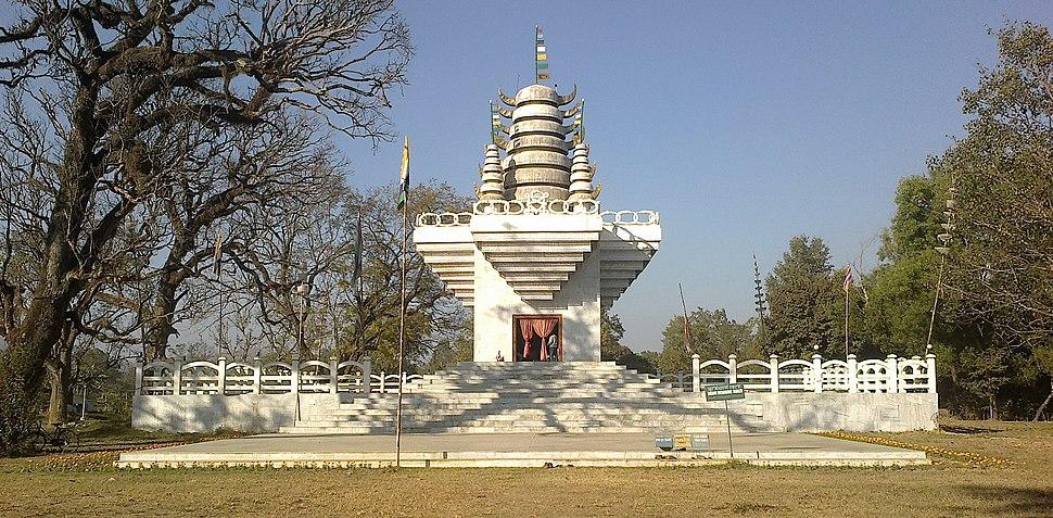 Temple at Kangla