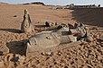 Templo de wadi es-sebau-lago nasser-2007 (4).JPG