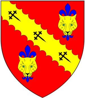 Earl of Kingston - Image: Tenison Arms Earl Of Kingston (King Tenison)