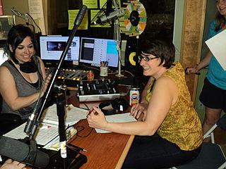 Community radio radio service serving a specific community