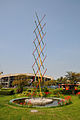 Tensegrity Structure - Science Park - Science City - Kolkata 2010-02-18 4567.JPG
