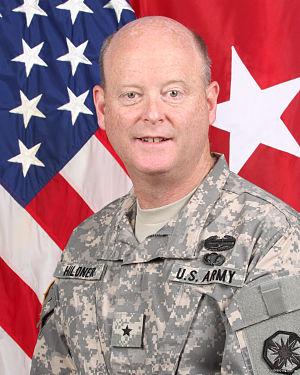 Terence Hildner - Brigadier General Terence J. Hildner