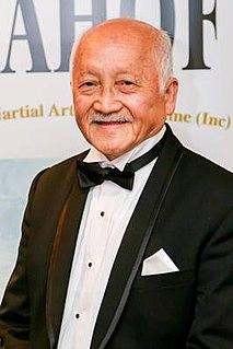Terry Lim Malaysian-born Australian martial artist