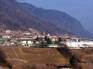 Terzolas Comune in Trentino-Alto Adige/Südtirol, Italy