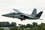 Textron AirLand Scorpion at 2015 RIAT.jpg