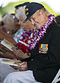 The 69th anniversary of the end of World War II aboard the Battleship Missouri Memorial 140902-N-WF272-007.jpg