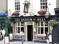 The Baron of Beef pub, Cambridge, England - DSCF2196.JPG