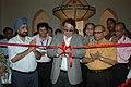 The Bollywood Actor, Shri Randhir Kapoor inaugurating the Raj Kapoor Lounge, at the 39th International Film Festival (IFFI-2008) in Panaji, Goa on November 23, 2008.jpg