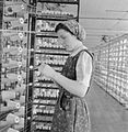 The British Cotton Industry- Everyday Life at a British Cotton Mill, Lancashire, England, UK, 1945 D25998.jpg