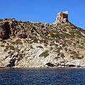 The Cabrera Castle, Cabrera Archipelago Maritime-Terrestrial National Park - panoramio.jpg
