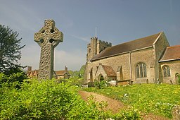 The Church of St Nicholas - Nether Winchendon - geograph.org.uk - 450106.jpg