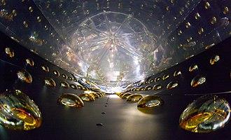 Daya Bay Reactor Neutrino Experiment - One of the Daya Bay detectors.