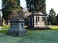 The Denny family mausoleum - geograph.org.uk - 1734833.jpg