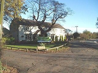 Ollerton, Cheshire village in Cheshire, England, United Kingdom