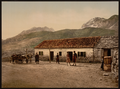 The Inn di Krstac on the Cetinje Road, Njegus, Montenegro WDL2612.png