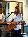 The Little Unsaid (John Elliott), at the Wrotham Arms during the 2016 Broadstairs Folk Week 02.jpg