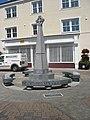 The Market Cross, Holyhead - geograph.org.uk - 1412568.jpg
