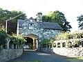 The Nannau Gatehouse at Coed y Moch - geograph.org.uk - 502185.jpg