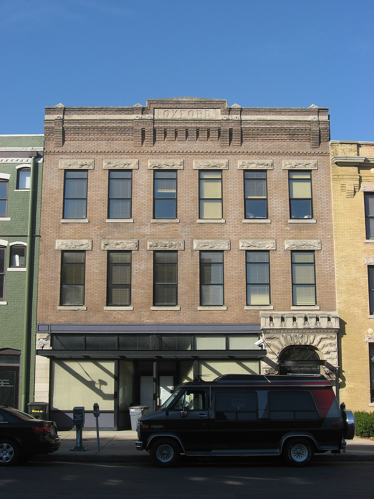The Indiana Insider Blog: The Oxford (Indianapolis, Indiana)