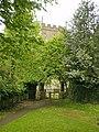 The Parish Church of St Kenelm's, Enstone, Lych Gate - geograph.org.uk - 1323954.jpg