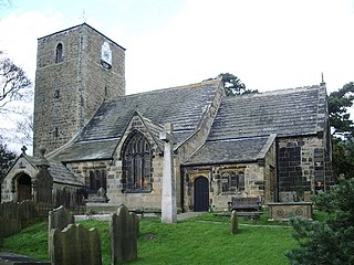 Leathley Village and civil parish in North Yorkshire, England