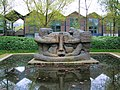 The Residence 10 Sculpture in the Parc de Bercy - Paris 2013.jpg