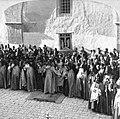 The Venerable Patriarch and Bishops of the Armenians, Jerusalem. Washington, D.C. J.F. Jarvis, publisher, c1900 April 27. ds.05204.jpg