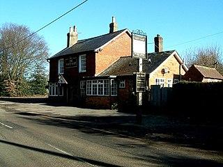 Whelpley Hill human settlement in United Kingdom