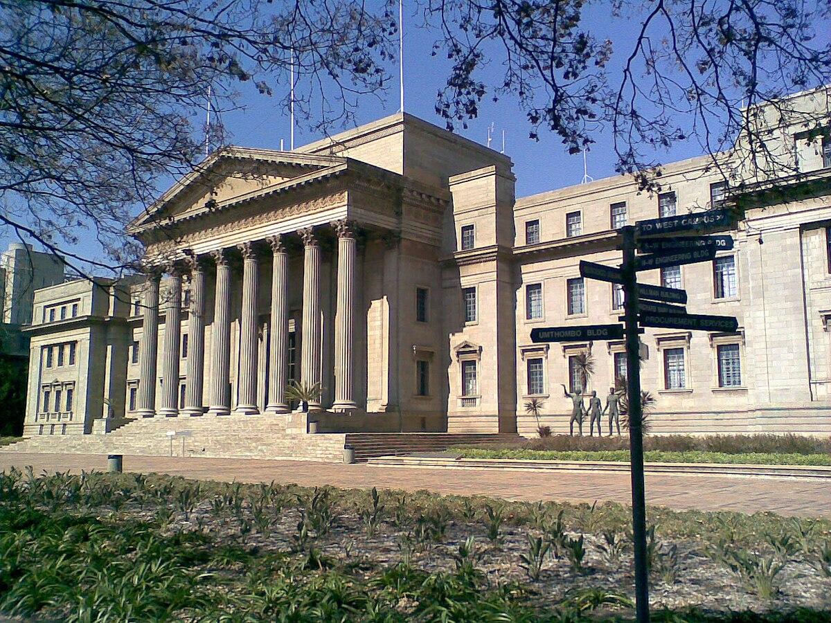 Resultado de imagen para Universidad Witwatersrand