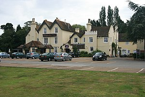 Worplesdon - Worplesdon Place Hotel