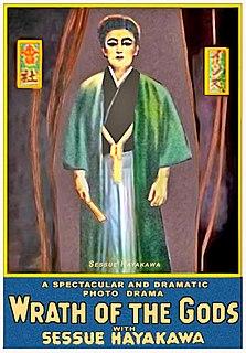 <i>The Wrath of the Gods</i> (1914 film) 1914 Film directed by Reginald Barker