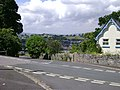 The top of Powderham Road, Wolborough Hill, Newton Abbot - geograph.org.uk - 1384265.jpg
