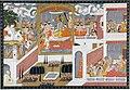 The worship of Shiva, Vishnu and Brahma (6124593967).jpg