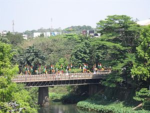 Thodupuzha - Old bridge of Thodupuzha