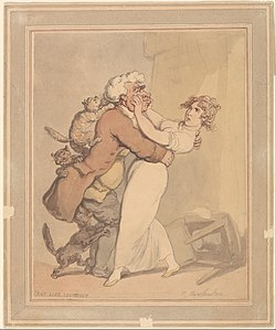 Thomas Rowlandson - Cat Like Courtship - Google Art Project.jpg
