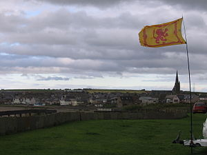 Thurso - View of Thurso from the north