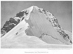 Thurwieserspitze etwa 1890.jpg
