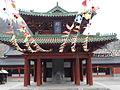 Tianfei Gong - Stele Pavilion - front - P1070419.JPG