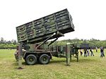 Tien Kung Ⅱ Missile Launcher Display at Hukou Camp Ground 20140329a.jpg