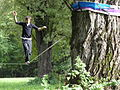 Tightrope-Walking in the Englischer Garten - Munich - Germany.jpg