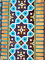 Tiling - Mosque of Hassan Modarres - Kashmar 19.jpg