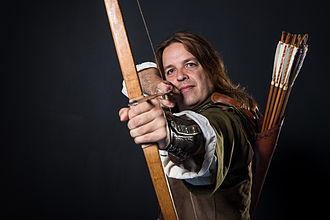 Tim Pollard - Tim Pollard, the City of Nottingham's Official Robin Hood